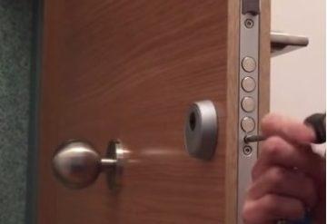 Aumento de seguridad todo tipo de puertas